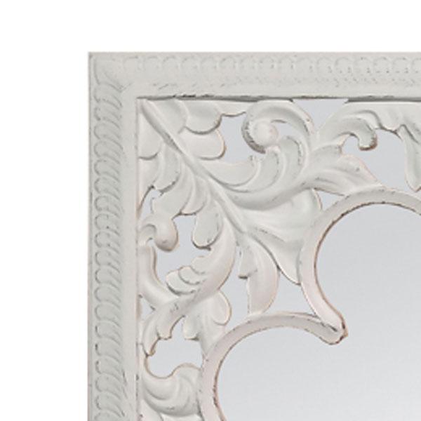 Jamila Mirror Matt White – Jovic Trading Products